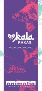 Kansikuva Kalarakas-esitteestä