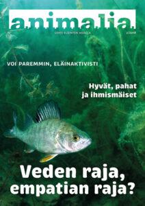 Animalia-lehden 2/2018 kansi