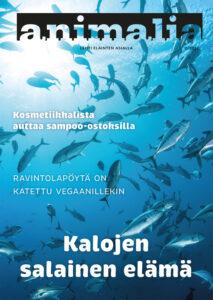 Animalia-lehti 2/2017 kansi