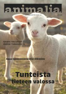 Animalia-lehden 4/2018 kansi
