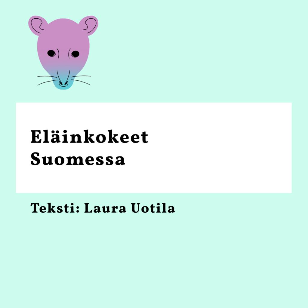 Eläinkokeet Suomessa